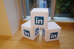 LinkedIn continues to grow, but into what?